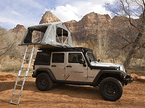 Front Runner Roof Top Tent review