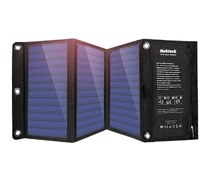 Nekteck Solar Charger review