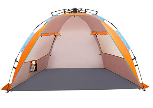 Oileus X-Large Beach Tent review