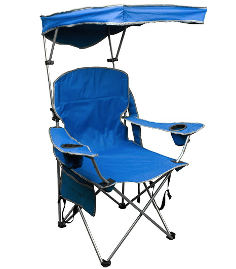 Magnificent The 5 Best Beach Chairs With Canopies In 2019 Byways Theyellowbook Wood Chair Design Ideas Theyellowbookinfo