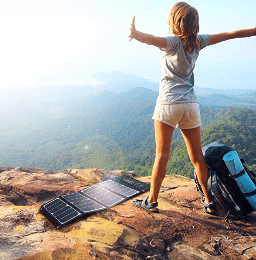 RAVPower Solar Charger review