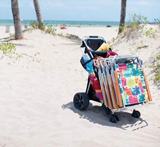 Rio Beach Wonder Wheeler review