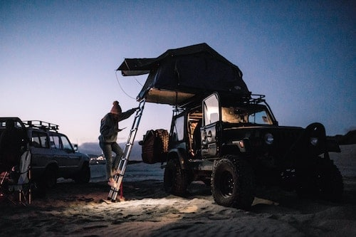 Best Rooftop Tents 2019 The 5 Best Roof Top Tents In 2019 | Byways