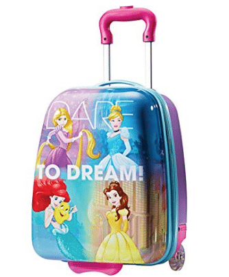 American Tourister Disney Princess 18 Upright review
