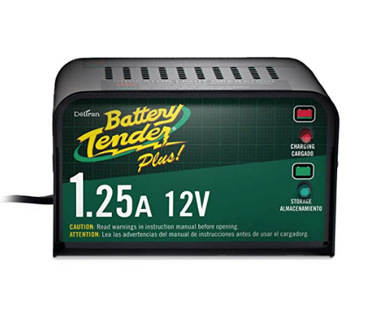 Automotive Battery Charger Utv 12V Agm Rv Deep Cycle 6V Cell Marine 15A Car Dead