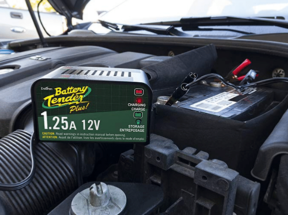 car battery charger reviews