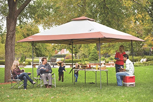 Coleman Instant Pop-Up Canopy review