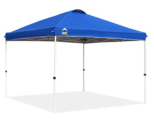 CROWN SHADES 10ft x 10ft Outdoor Popup review