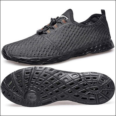 Doussprt Mens Water Shoes review