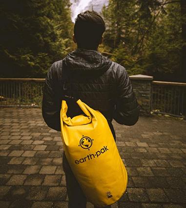 Earth Pak Waterproof Dry Bag review