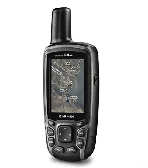 Garmin GPSMAP 64st review