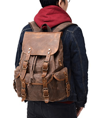 The 5 Best Waxed Canvas Backpacks Of 2020 Byways