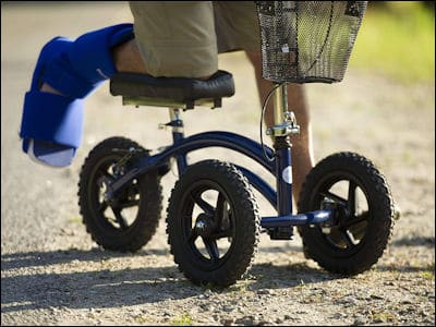 KneeRover All Terrain Review