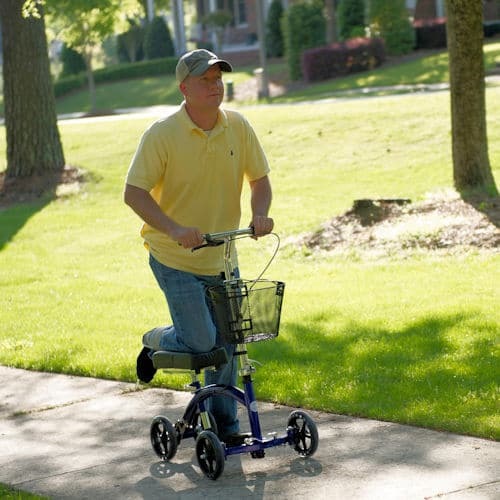 Knee scooter reviews