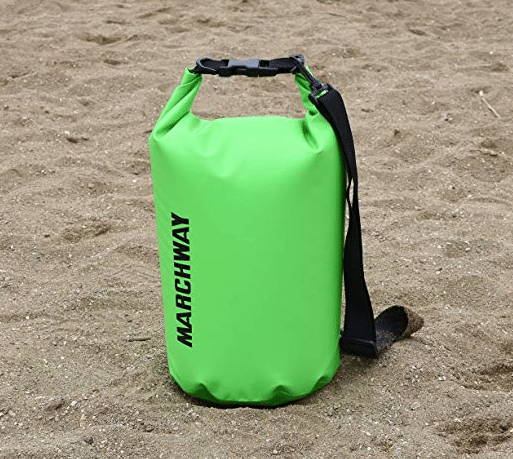 MARCHWAY Floating Waterproof Dry Bag review