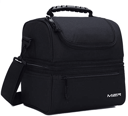 MIER Adult Lunch Box review