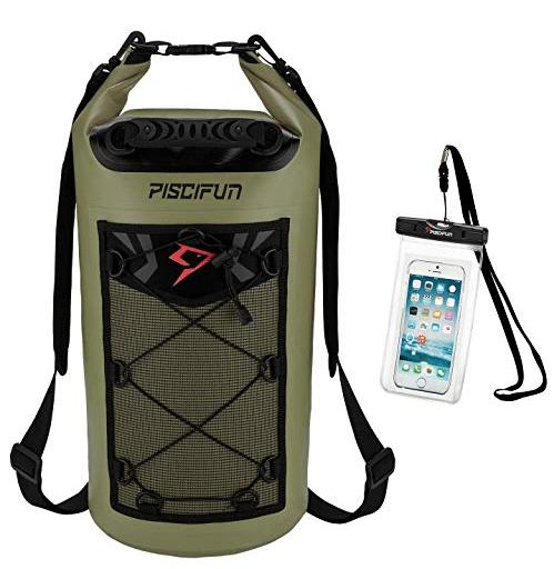 Piscifun Waterproof Dry Bag review