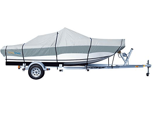 PrimeShield Heavy Duty Waterproof Boat Cover review