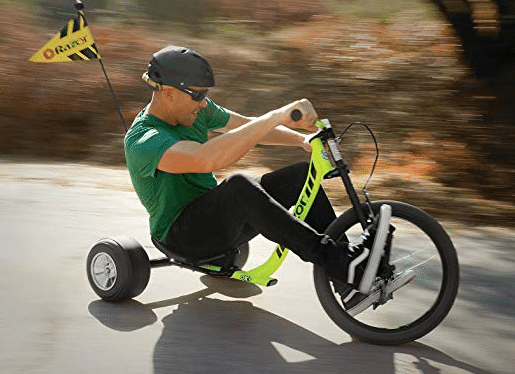Razor DXT Drift Trike review