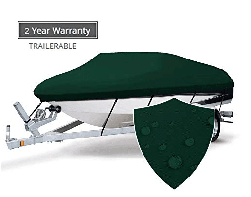 Seamander Trailerable Runabout Boat Cover review