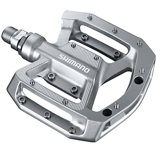 SHIMANO PD-GR500 Multi-Use Flat Mountain Bike Pedals review
