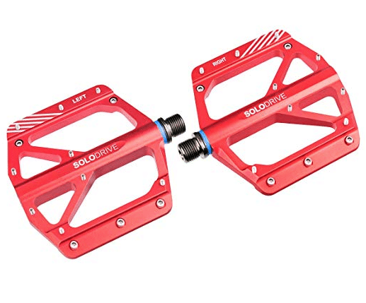 SOLODRIVE Mountain Bike Flat Pedals review