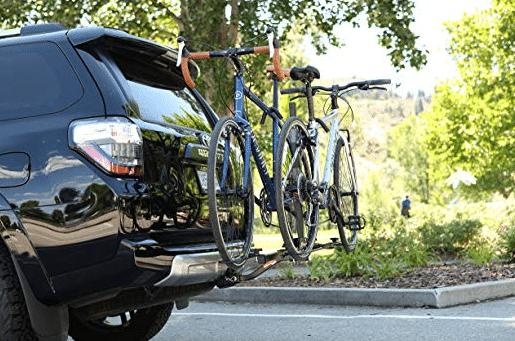 Swagman XC Cross-Country 2-Bike Hitch Mount Rack review