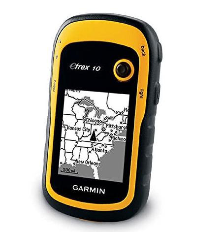 Garmin eTrex10 GPS review