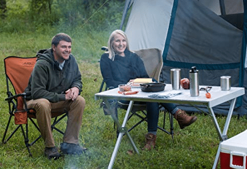 ALPS Mountaineering Dining Table review