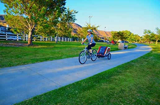 bike trailer reviews