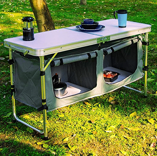 CampLand Outdoor Folding Table review