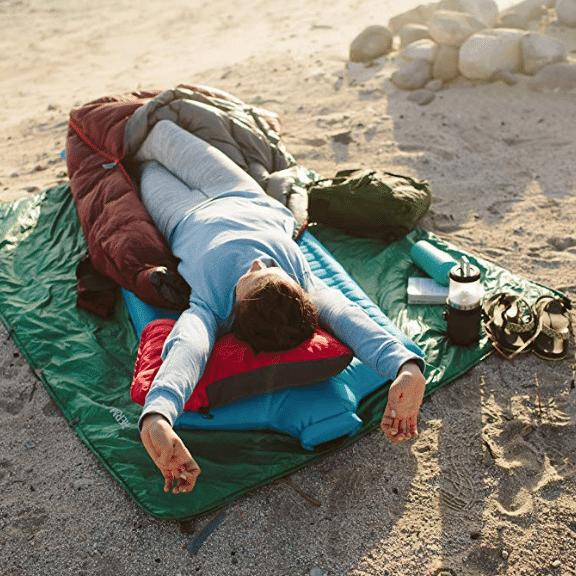 camping pillow reviews
