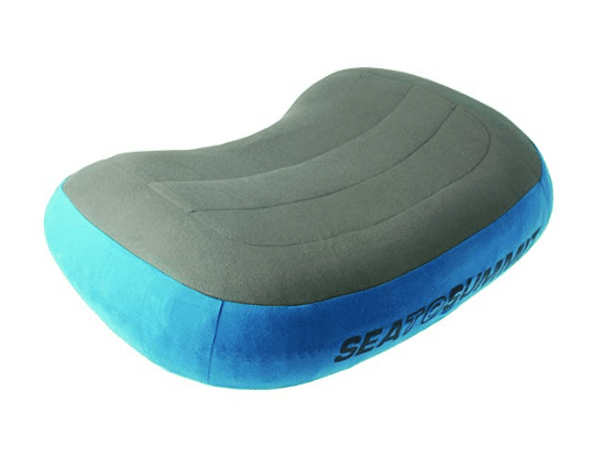 Sea to Summit Aeros Pillow review