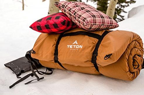 TETON Sports Camp Pillow review