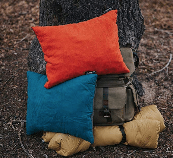 Wise Owl Outfitters Camping Pillow review