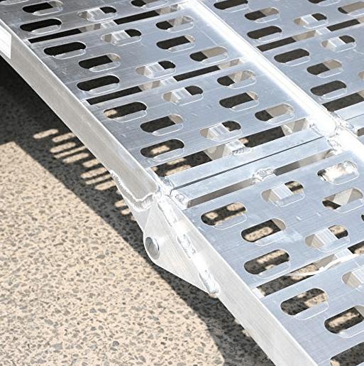 Yaheetech Aluminum Ramps review