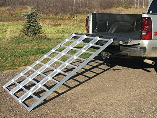 Yutrax Tri-Fold Ramp review