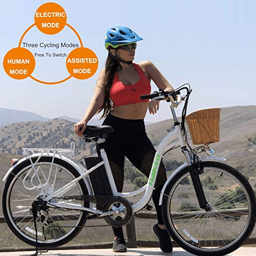 NAKTO Electric Bicycle Review