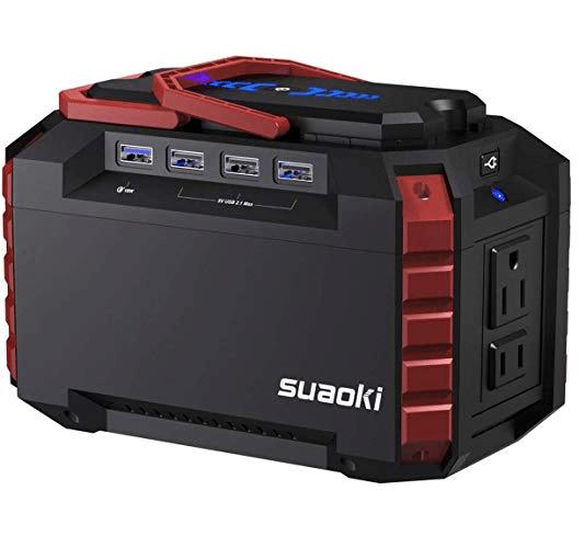 SUAOKI 150Wh Camping Generator review