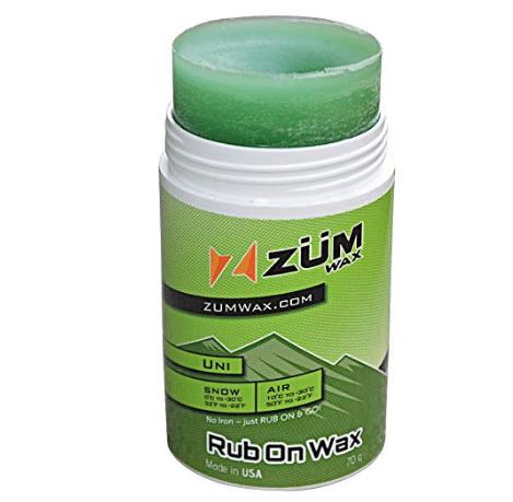 ZUMWax RUB ON review
