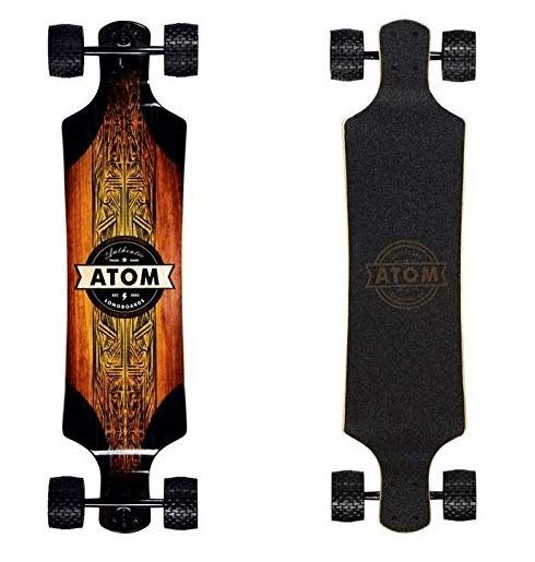 Atom All-Terrain Longboard review