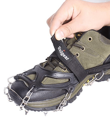 Unigear Traction Cleats review