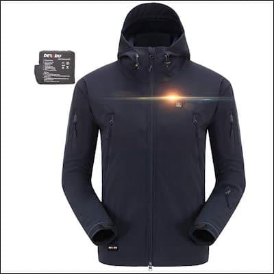 DEWBU Heated Jacket review